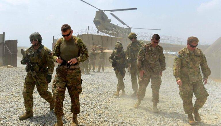Priekšlaicīga aiziešana no Afganistānas būtu 'stratēģiska kļūda', uzskata ASV ģenerālis
