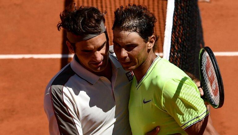 Надаль уничтожил Федерера в полуфинале Открытого чемпионата Франции