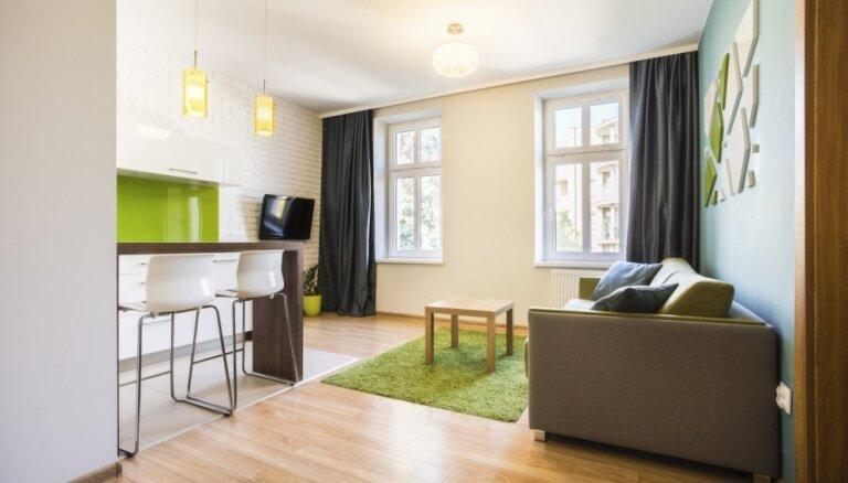 Местный клиент разогревает латвийский рынок недвижимости