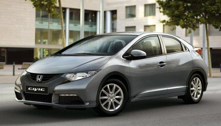 Тест-драйв Honda Civic 5D: черепашка подросла