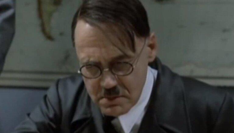 Interneta joks: Hitlers uzzina par Rajeckas neveiksmi