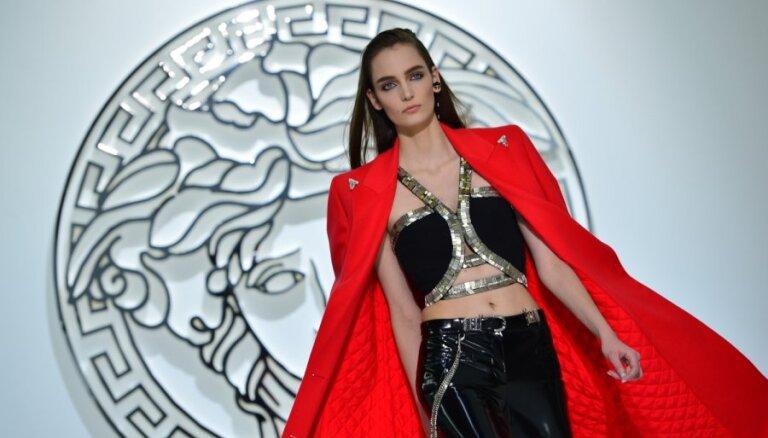 Новая коллекция Versace: панки в городе
