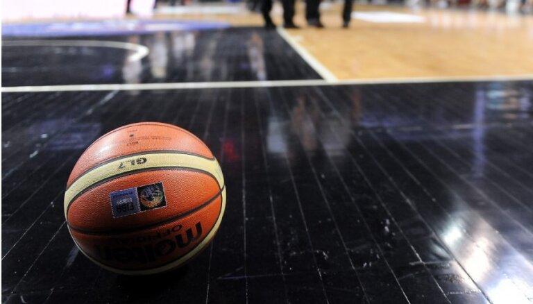 Latvijas U-20 basketbolistes pārbaudes spēlē uzvar Poliju