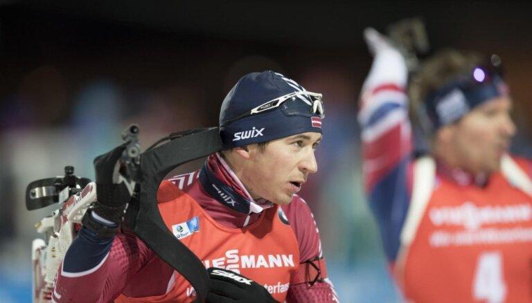 Rastorgujevs izcīna 16.vietu Pasaules kausa sacensībās ar kopēju startu