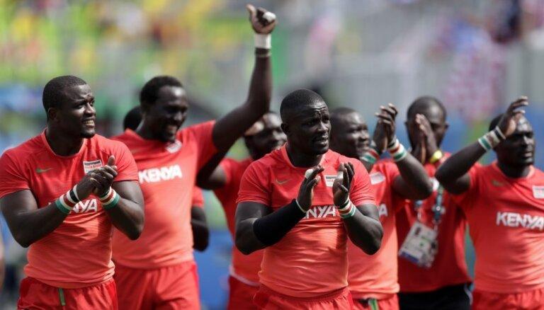 Trīs dienas pēc atlaišanas amatā atjauno Kenijas regbija-7 izlases galveno treneri