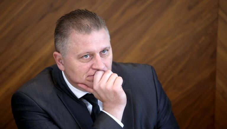 'LDz loģistika' bijušais šefs Lūsis pēc Polijas pieprasījuma aizturēts Lietuvā