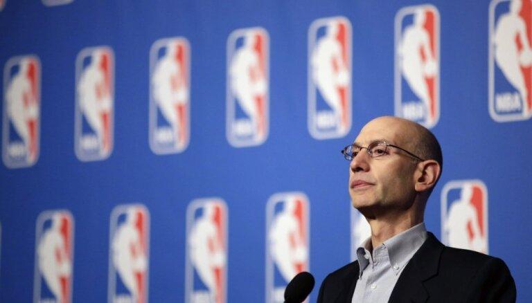 'Jazz' spēlētājam konstatē 'Covid-19'; NBA pārtrauc sezonu