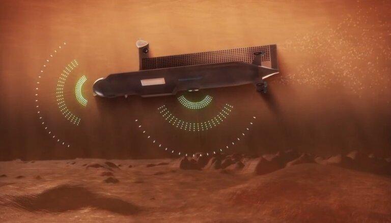 Pagaidām vēl zinātniskā fantastika: lolo ideju par kosmosa zemūdeni Titāna jūru pētīšanai