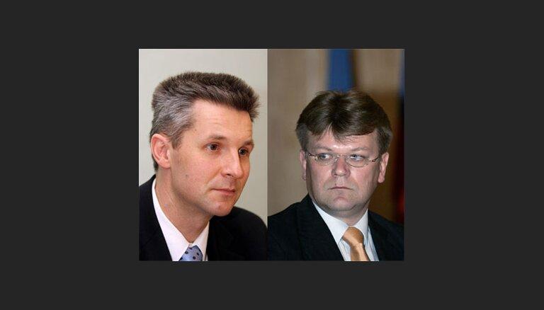Kalvītis nepieņem Pabrika demisiju; Štokenbergu izslēdz no TP (papildināts)