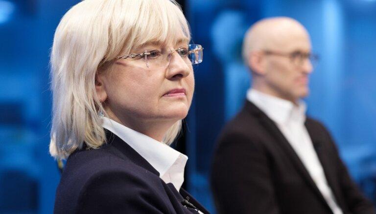 Скончалась депутат Сейма и экс-замглавы KNAB Юта Стрике