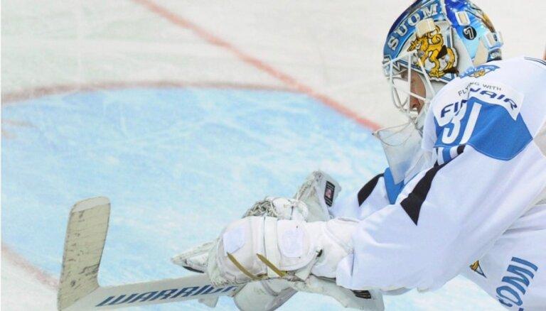 Pasaules hokeja čempionāta sestajā dienā tiek izspēlētas četras spēles