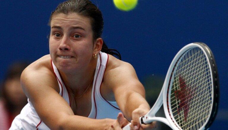 Sevastova pirmo reizi iekļūst 'Australian Open' otrajā kārtā
