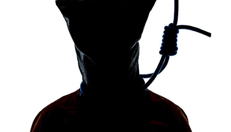 Названа страна с наибольшим числом смертных казней