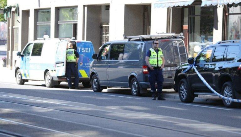 В центре Таллинна произошла стрельба, есть пострадавший
