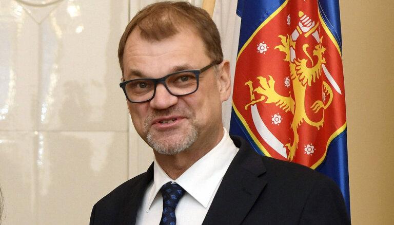 EP par Eiropas nākotni diskutē Somijas premjers Sipile