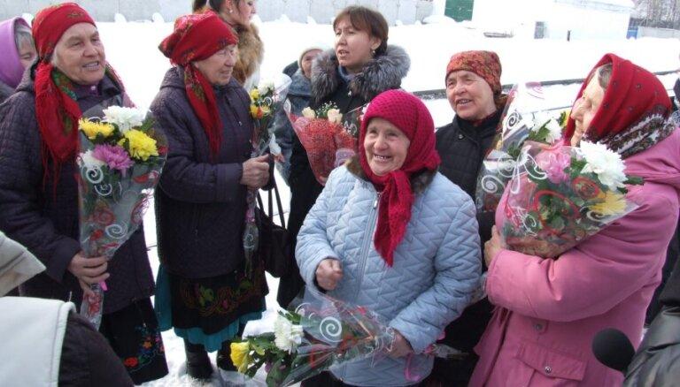 """Букмекеры: """"Бурановские бабушки"""" могут стать вторыми"""