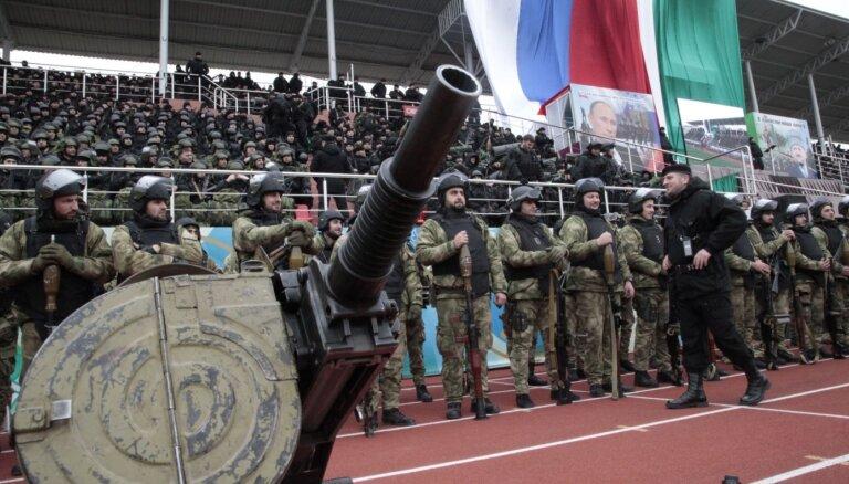 Pēc kautiņa ar kadirovieti gājis bojā krievu specvienības policists
