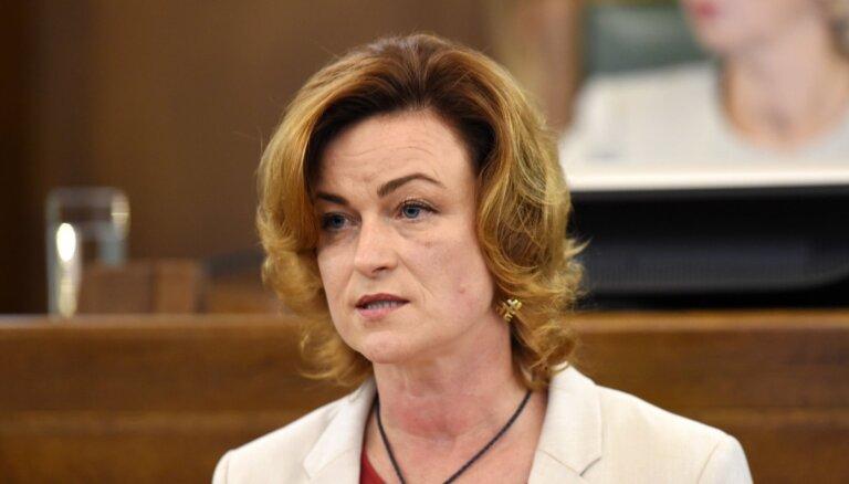 Ekonomikas ministrijas parlamentārā sekretāre būs Ilze Indriksone