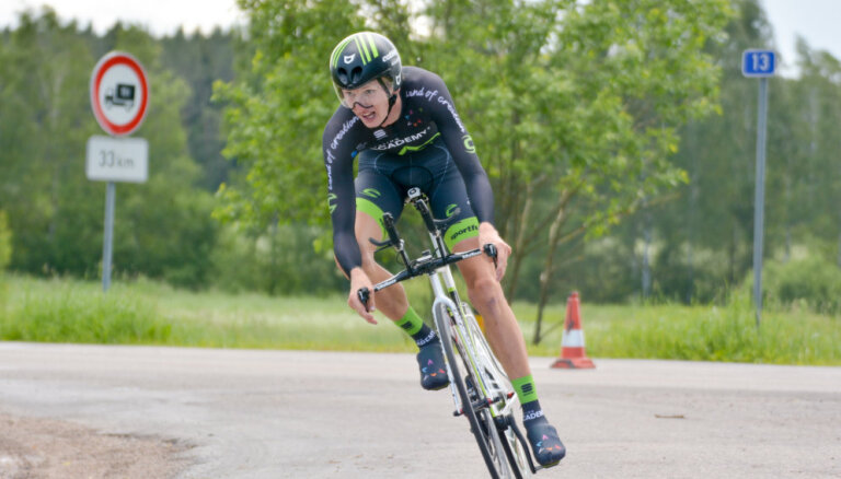 Riteņbraucējam Neilandam 29. vieta vienas dienas sacensībās Valonijā