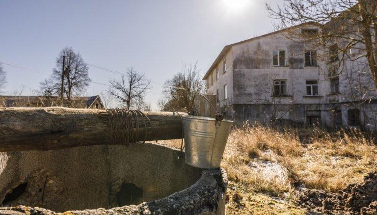 ФОТО. Поместье Бруну в Добельском крае, которое стало жильем для животноводов