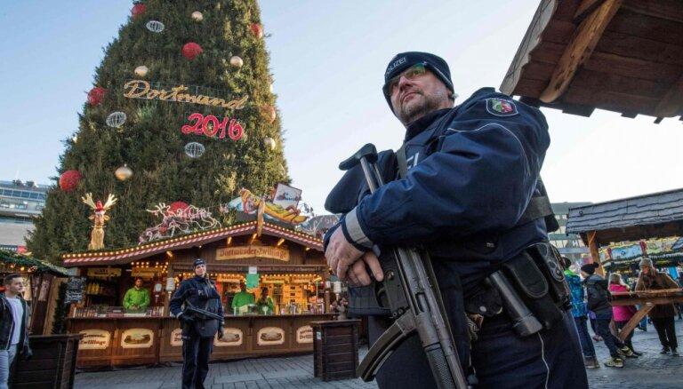 Задержанный по подозрению в совершении теракта в Берлине освобожден