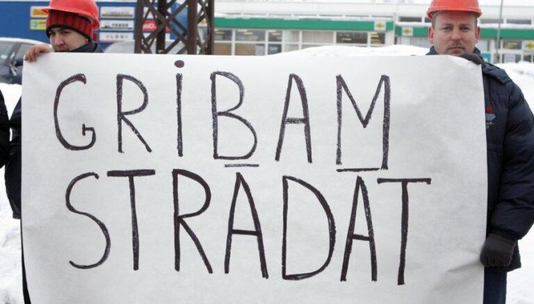 Eiropas Arodbiedrību konfederācija brīdina par ārkārtas situāciju Latvijā