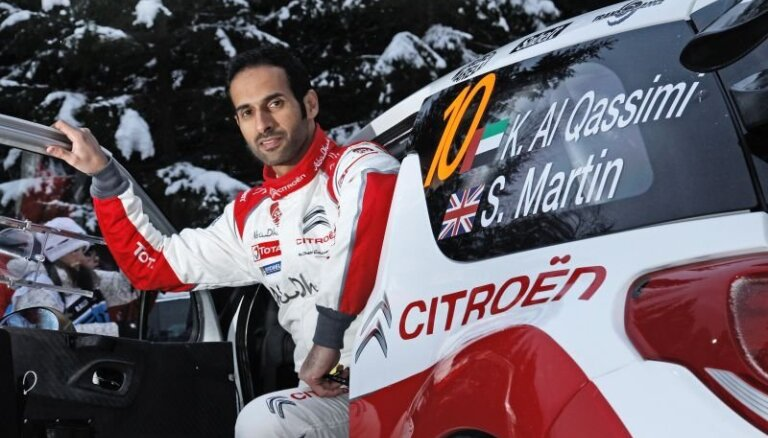Martins Holmss: WRC - esiet sveicināti, 'ali' un 'ovi'!