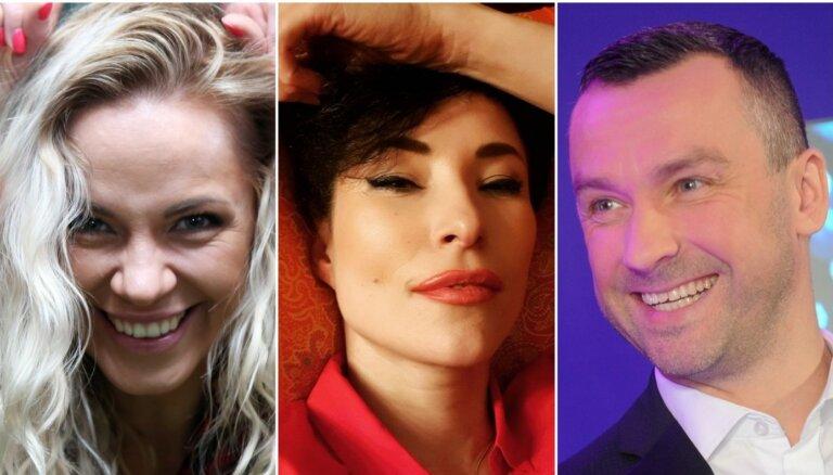 Nedēļas trakumi: ietekmeļu skandāls, Ieva Adamss šķiras, Rogas narkotiku stāžs