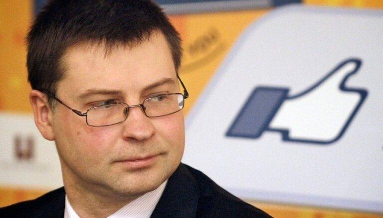 Домбровскис: стабильности коалиции ничто не угрожает