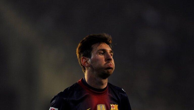 Впервые за шесть лет в сборной УЕФА не оказалось Месси