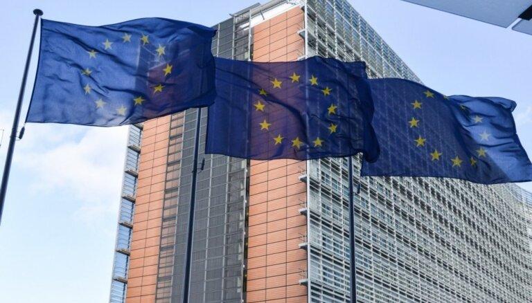 Опрос: увеличилось доверие жителей Латвии к европейским органам