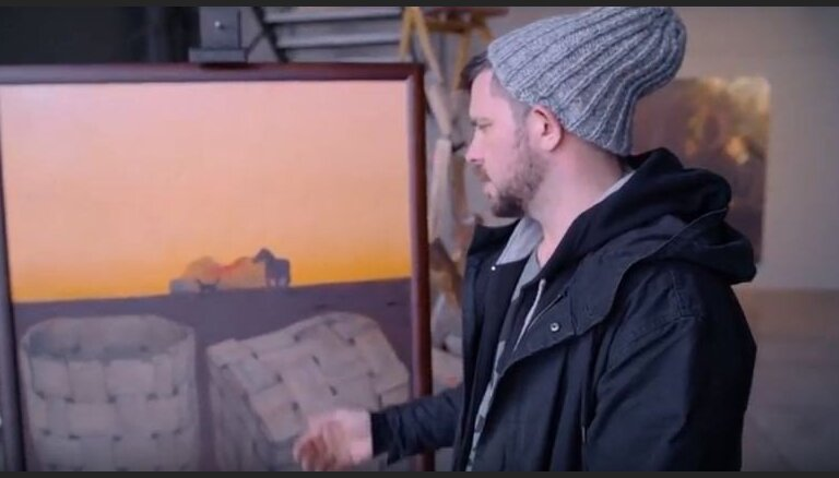 'Skaņai vajag mākslu' turpinās ar Intara Busuļa, Dainas Riņķes un Madaras Kvēpas kopdarbu