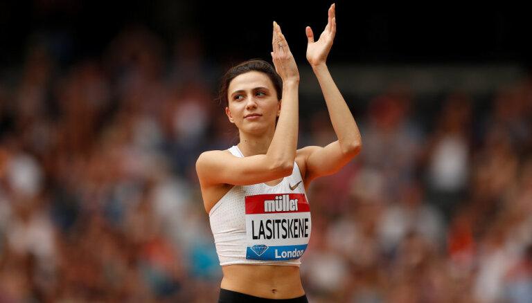 Лучшая легкоатлетка России Мария Ласицкене заявила о готовности выступать за другую страну