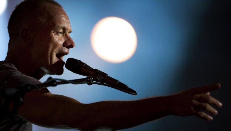 Ar solokarjeras jubilejas koncertu Rīgā uzstāsies Stings