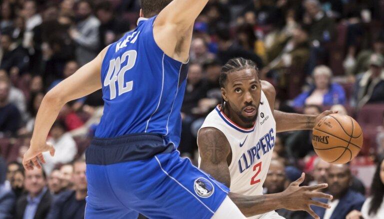 NBA klubu ģenerālmenedžeri par sezonas favorītiem nosauc 'Clippers'