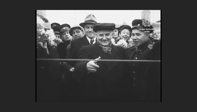 Ceļojums laikā: Kā pirms 60 gadiem atklāja Akmens tiltu