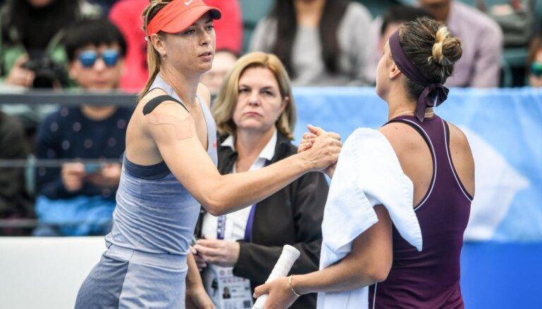Шарапова получила новую травму — россиянка снялась с первого же турнира