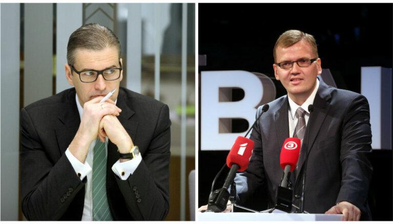 'Reģionu apvienība' un 'Latvijas attīstībai' vēlēšanās Rīgā startēs ar kopīgu sarakstu