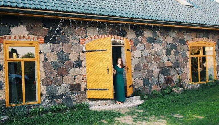 'Radām novadam': Viesu nams ar pievienoto vērtību Krustpils novadā