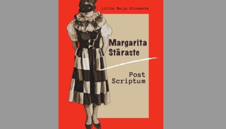 Klajā nāk Lilitas Maijas Klinkertes darbs 'Margarita Stāraste. Post Scriptum'