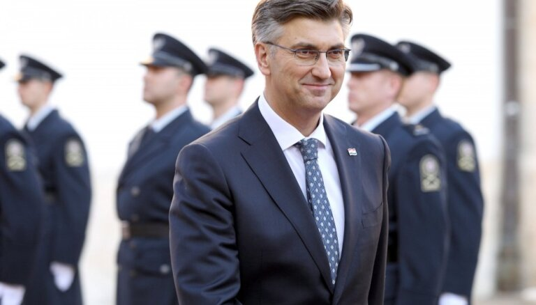 Slovākija par spiegošanu izraidījusi Krievijas diplomātu