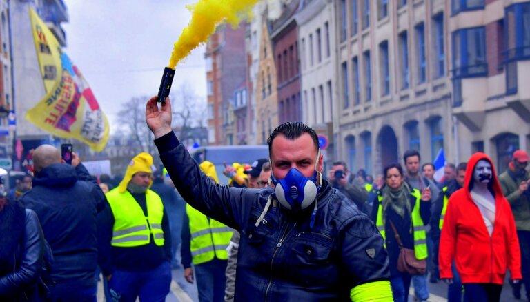 Kāpēc 'spēcīgie' radikāļi Eiropas Parlamenta jaunajā sasaukumā ir tik vāji