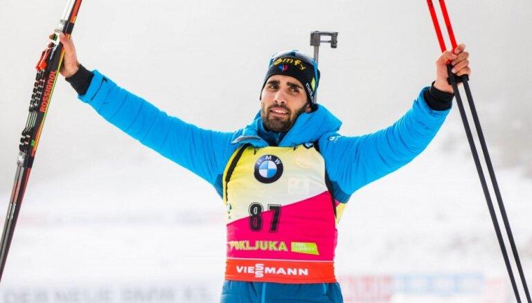 Titulētais biatlonists Furkads paziņo par karjeras beigām