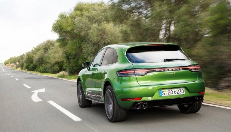 'Porsche Macan' nākamā paaudze būs elektriska