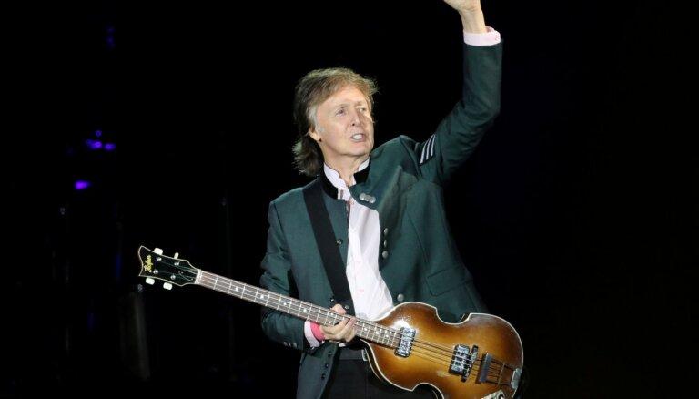 """Пол Маккартни выпустит новый альбом """"McCartney III"""" в 2020 году"""