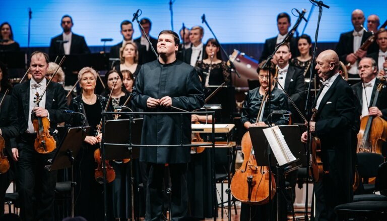 'LNSO Vasarnīca' – koncerts 'LNSO un Čaikovskis'. Tiešraide beigusies