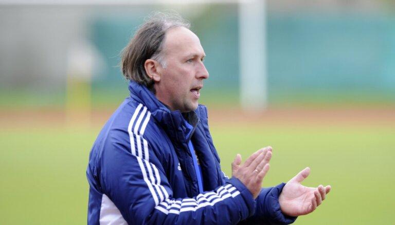 U-17 izlases treneris Pučinsks: jaunā futbolistu paaudze aug visos aspektos