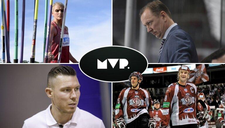 'MVP': Nelaiķa elpināšana, vieglatlētu šaurās kleitas un Dairis Bertāns bez aplinkiem