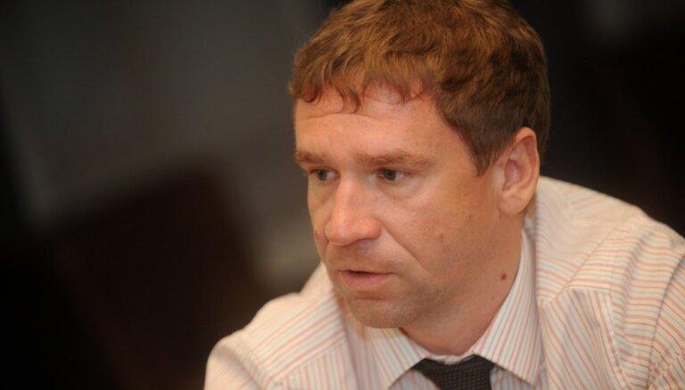 В России арестован бывший совладелец Latvijas Krājbanka Владимир Антонов