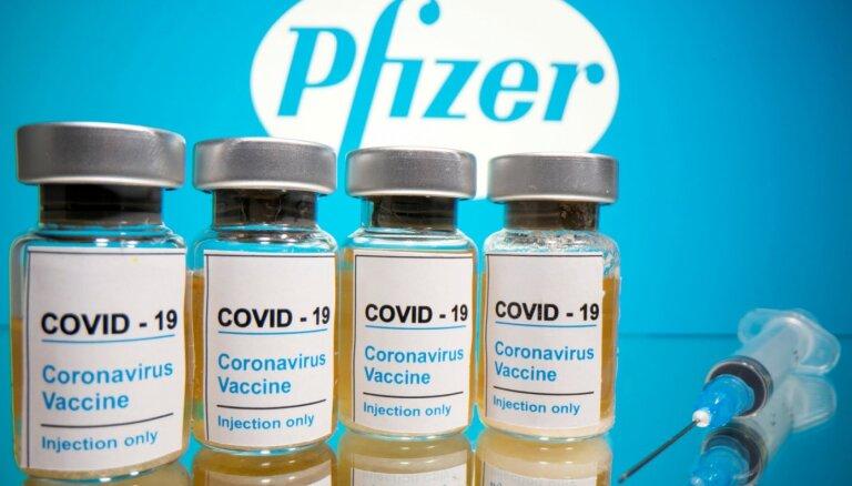 Исследование Литвы: вакцина Pfizer/BioNTech действенна и против дельта-штамма